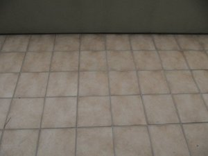 sealed deck grout